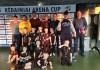 Kedainiai Arena Cup, 2011.g.dz.