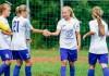 Latvijas meiteņu futbola čempionāta U-16 2021